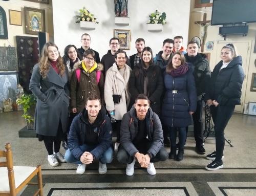 Izlet volontera Mise mladih