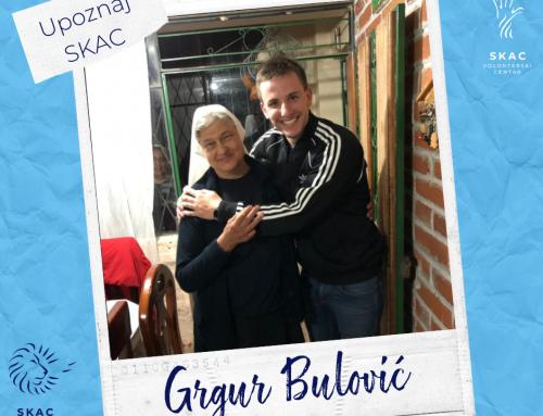 Upoznaj SKAC: Grgur Bulović