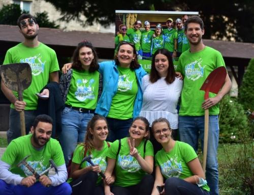 72 sata = 1040 volontera + 124 volonterske akcije