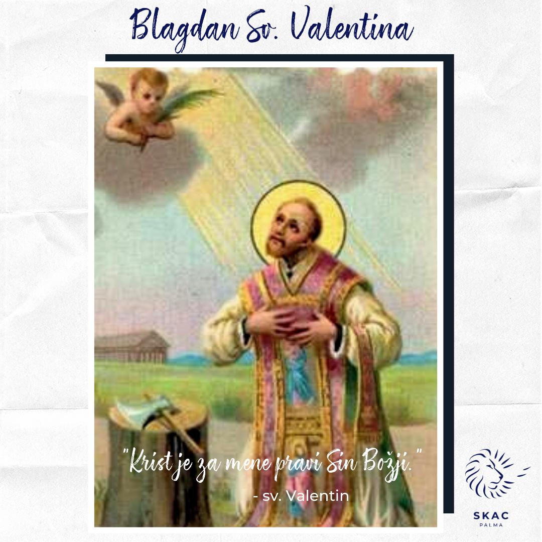 Sv.Valentin, mučenik