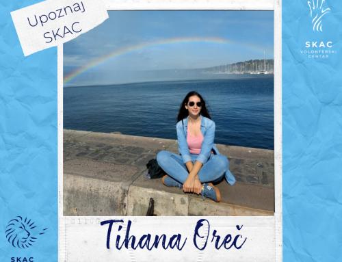 Upoznaj SKAC: Tihana Oreč (23)