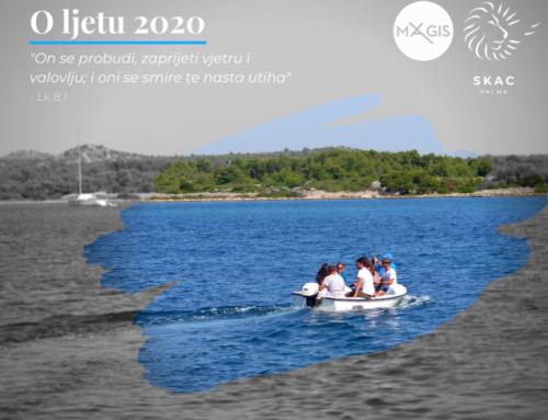 O ljetu 2020: obavijest o ljetnim programima
