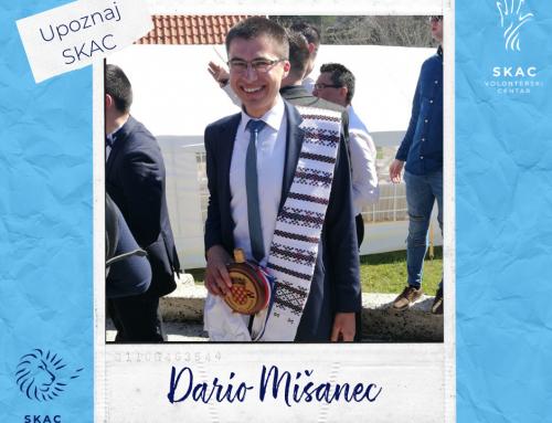 Upoznaj SKAC: Dario Mišanec (30)