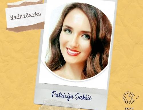 OVOTJEDNA NADNIČARKA: Patricija Jakšić