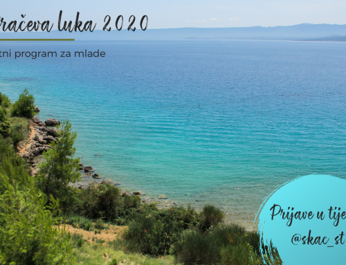 Ljetni program Dračeva luka 2020.