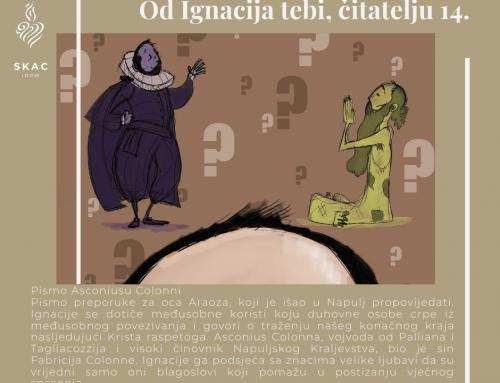 Od Ignacija tebi, čitatelju 14