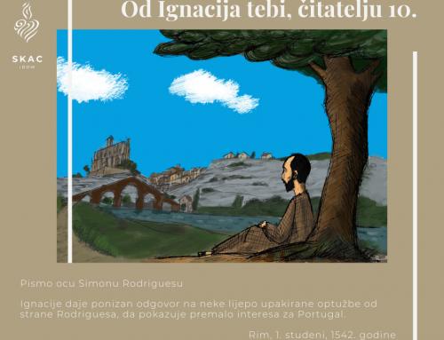 Od Ignacija tebi, čitatelju 10.