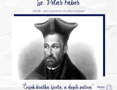 Sveti Petar Faber