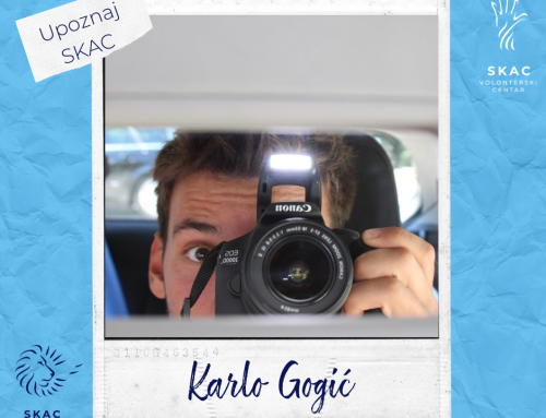 Upoznaj SKAC: Karlo Gogić (22)
