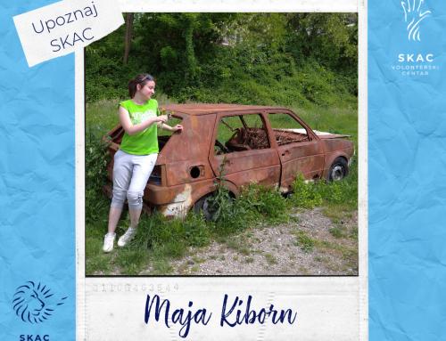 Upoznaj SKAC: Maja Kiborn (31)