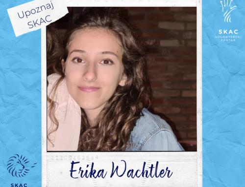 Upoznaj SKAC: Erika Wachtler (21)