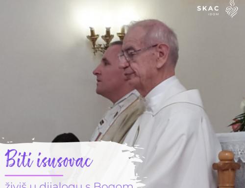 Biti isusovac: živiš u dijalogu s Bogom