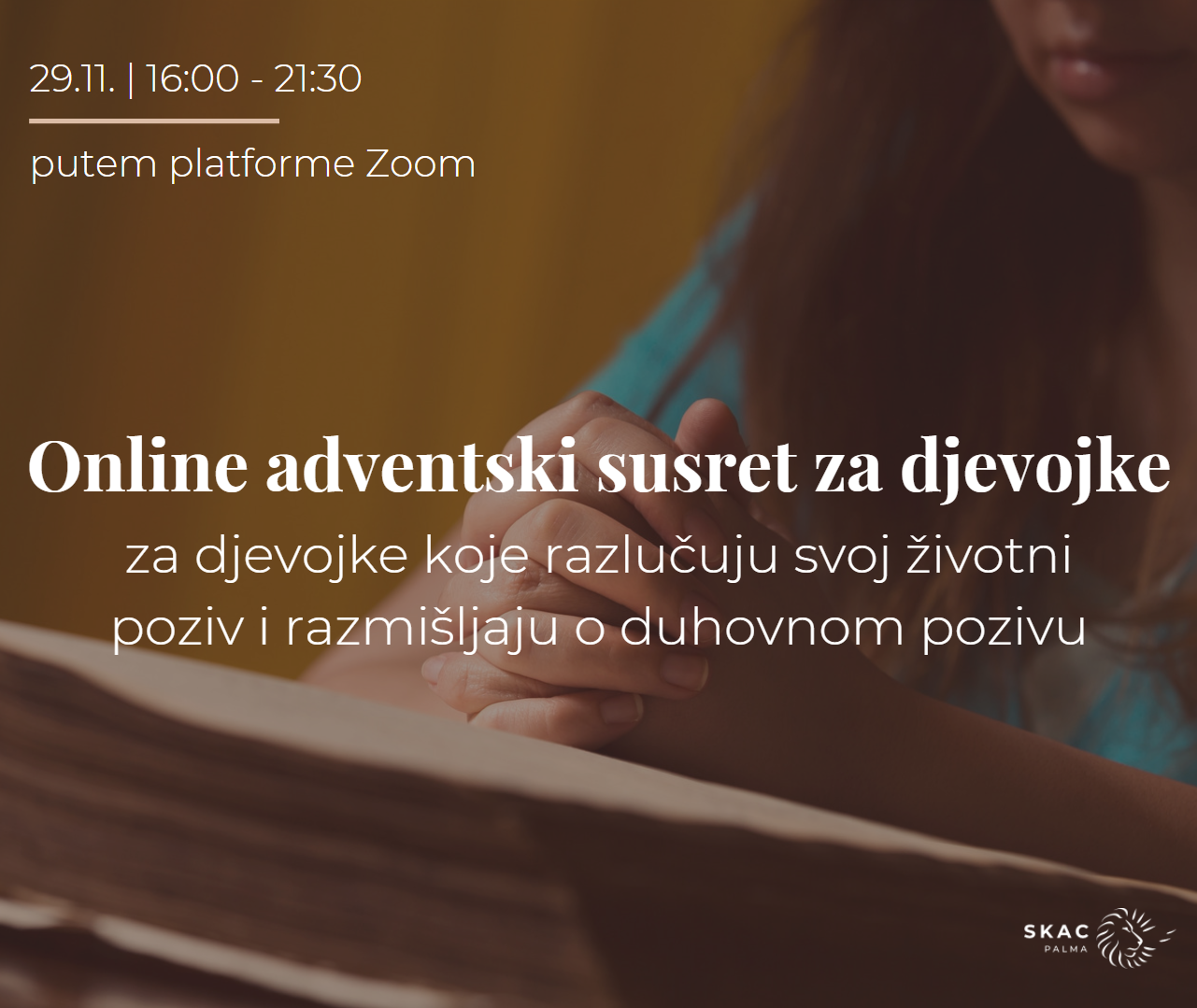 Online susret za djevojke