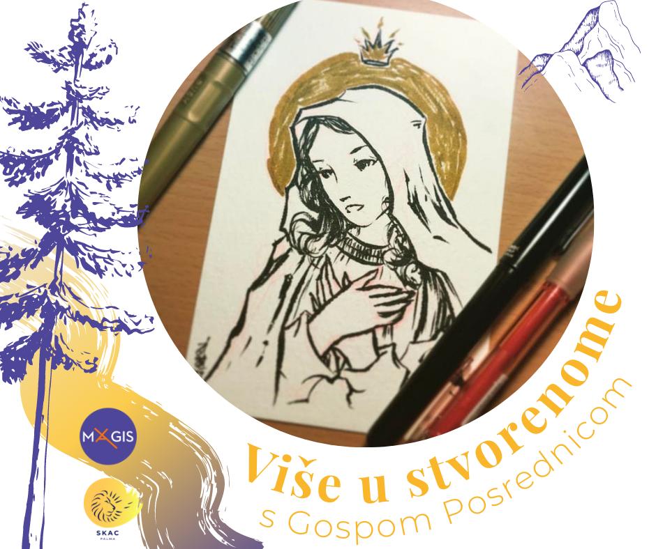 Blažena Djevica Marija – Posrednica svih milosti